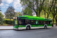 atm milano electric bus solaris
