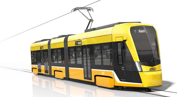 new tram atm milano