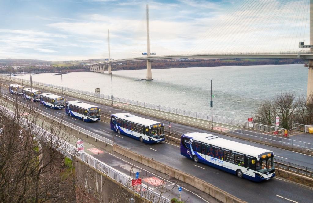 autonomous bus stagecoach