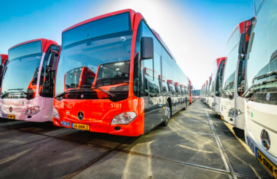 Sustainable Bus - Electric Bus and Sustainable mobility
