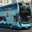 alexander dennis hybrid bus