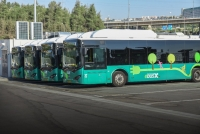 byd electric bus egged jerusalem