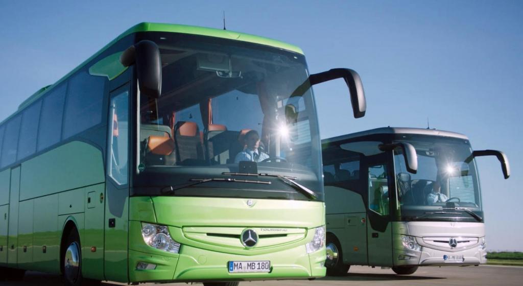 daimler busworld