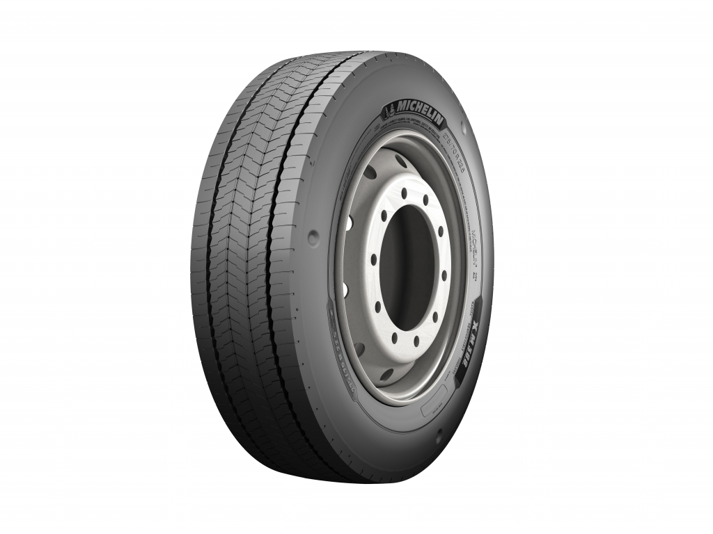 michelin tyre electric bus