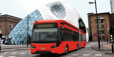 oslo electric bus