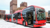 byd pure electric bus oslo