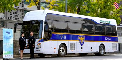 hyundai fuel cell bus