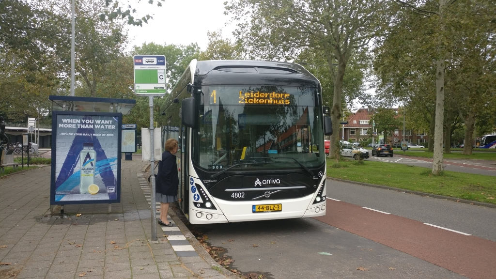 netherlands electric bus