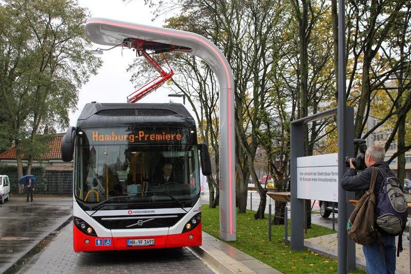 siemens charging bus