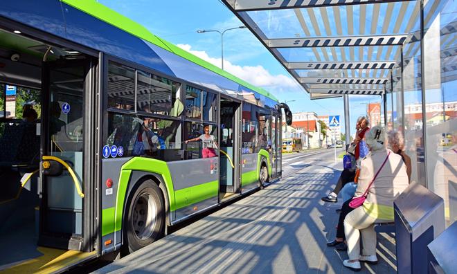 public transport green new deal