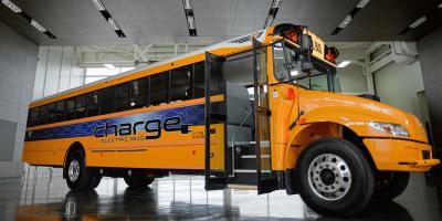 navistar electric school bus