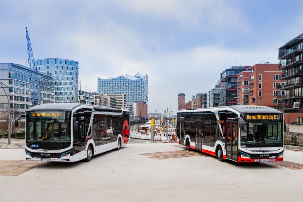 Bus 12 Hamburg