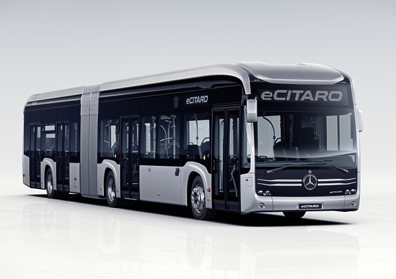 mercedes ecitaro g articulated