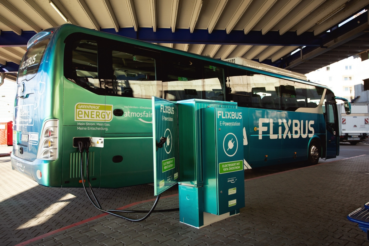 flixbus electric coach germany