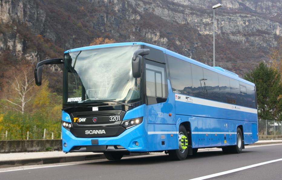 lng bus scania