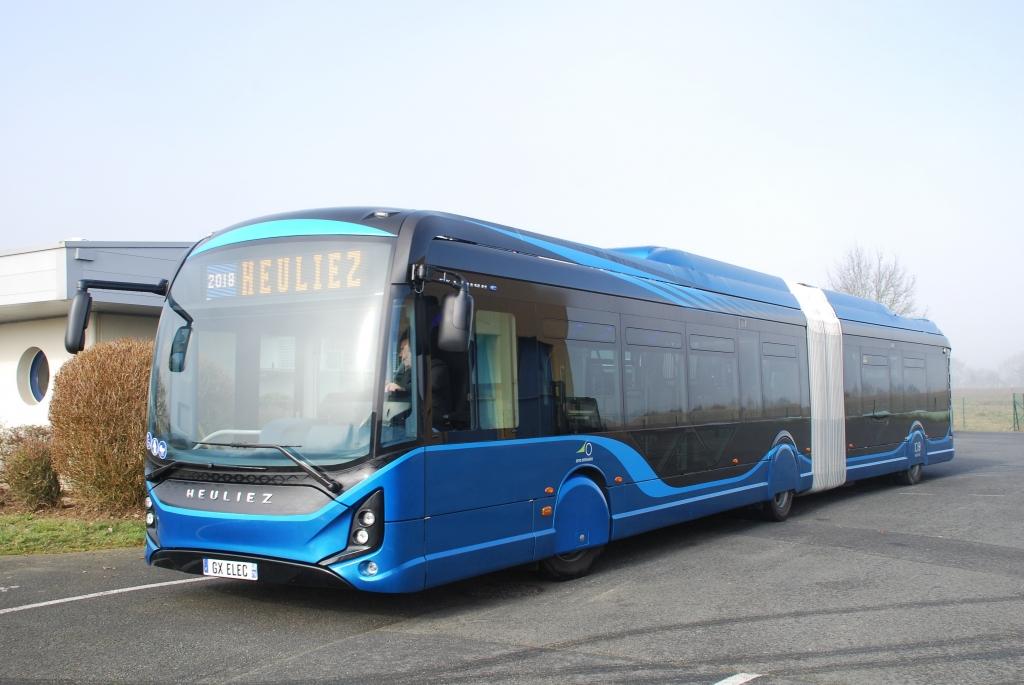 heuliez bus gx 437 elec