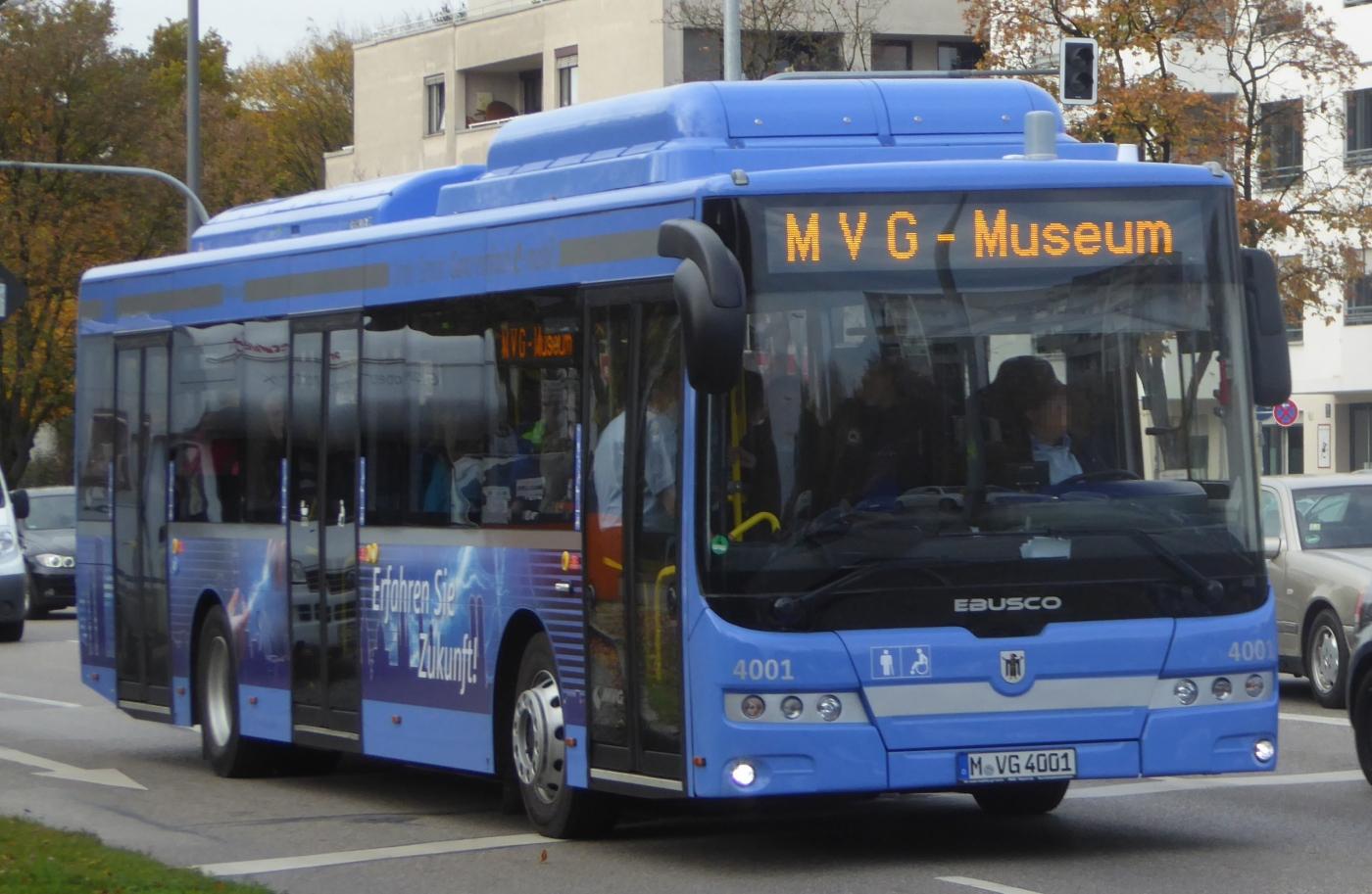 mvg elektrobus