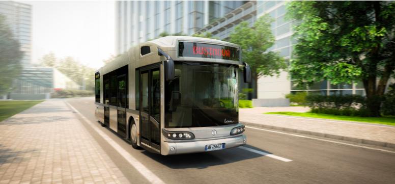 safra hydrogen bus