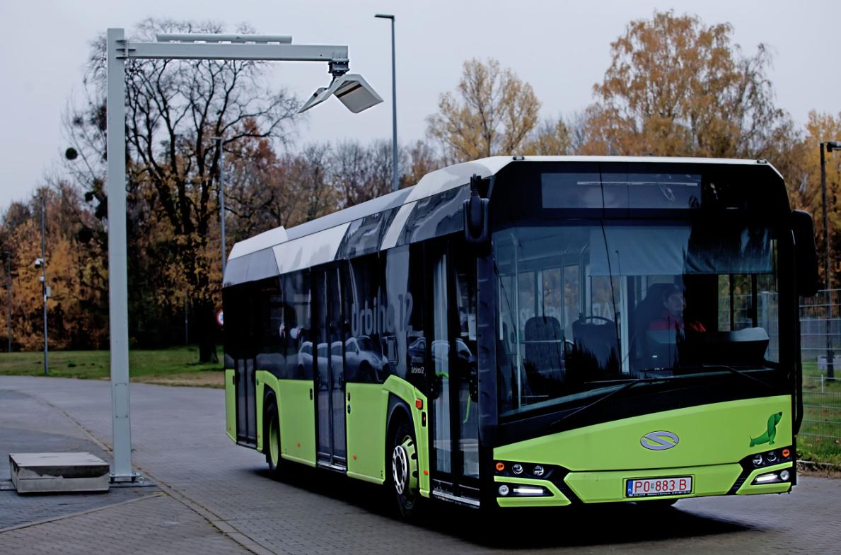 adas solaris electric bus