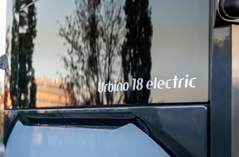 electric bus swb bonn
