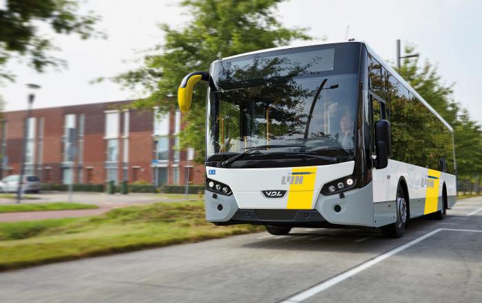 de lijn electric bus