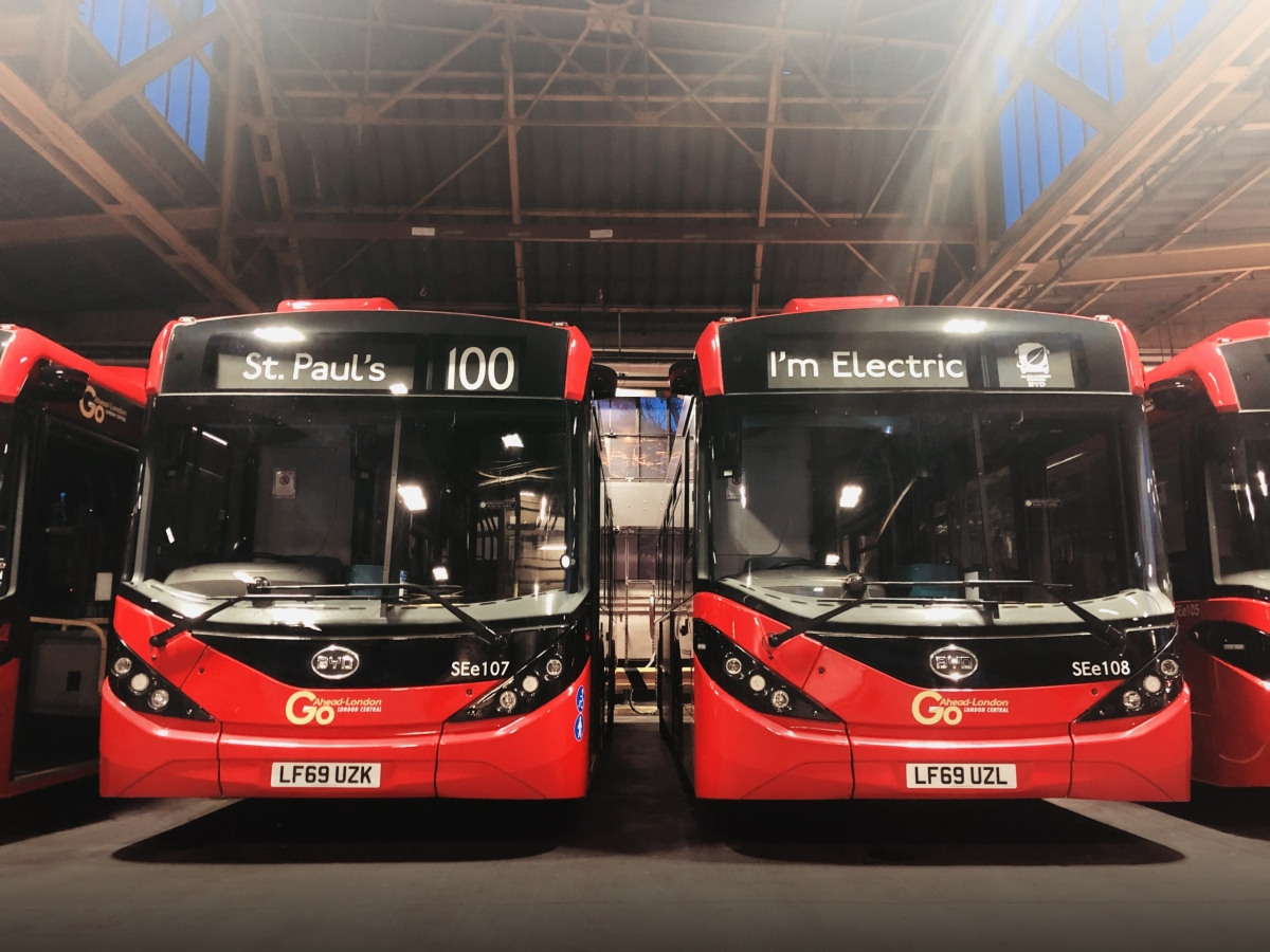 adl byd go-ahead london