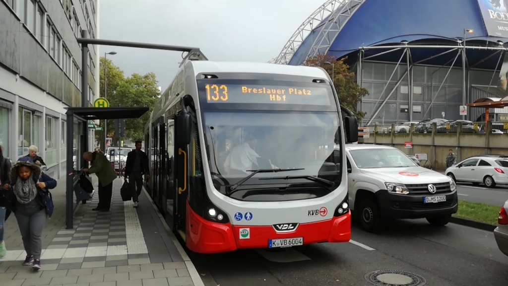 Bus 153 Köln
