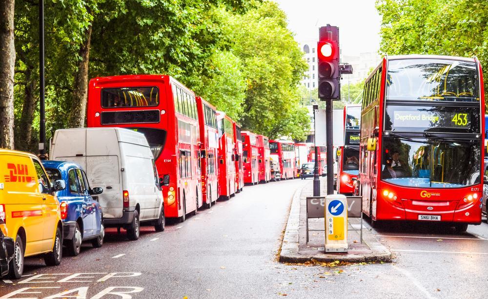 electric bus plan uk
