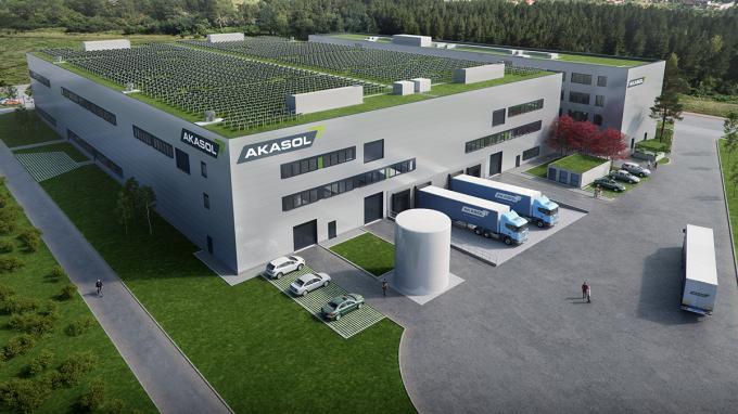 akasol darmstadt battery plant
