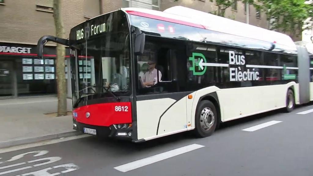 e-buses barcelona