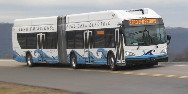 hydrogen buses mtd