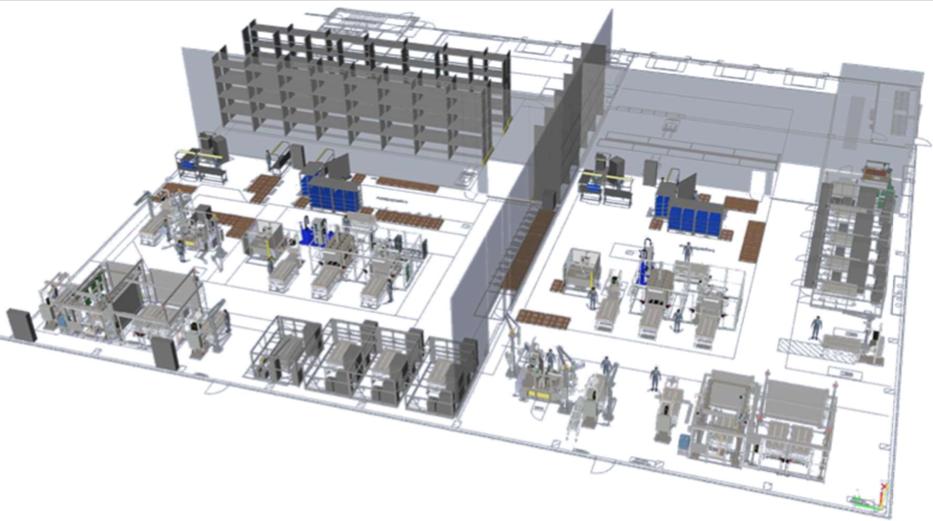akasol second production line langen