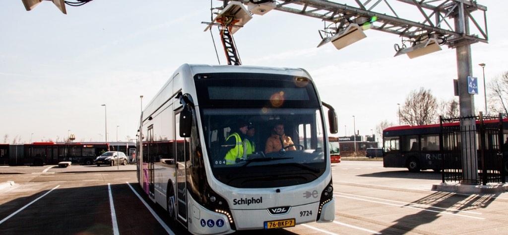 electric bus range consumption