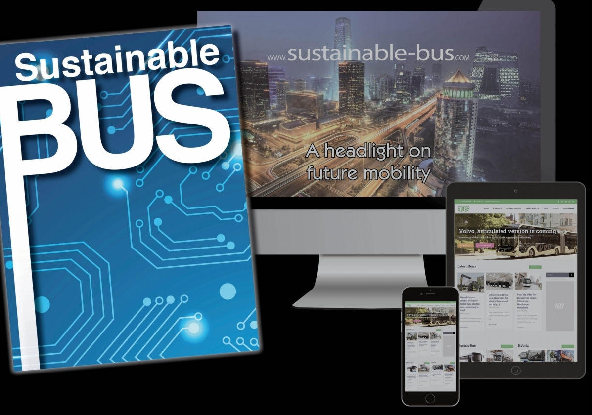 sustainable bus magazine