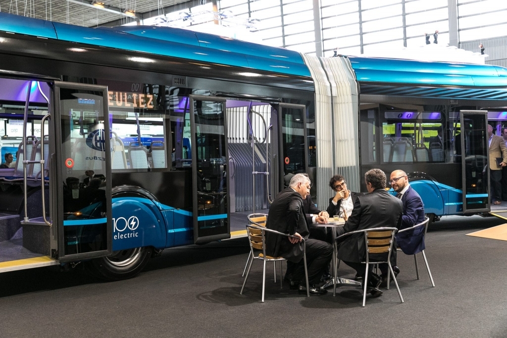 european mobility expo 2020 paris