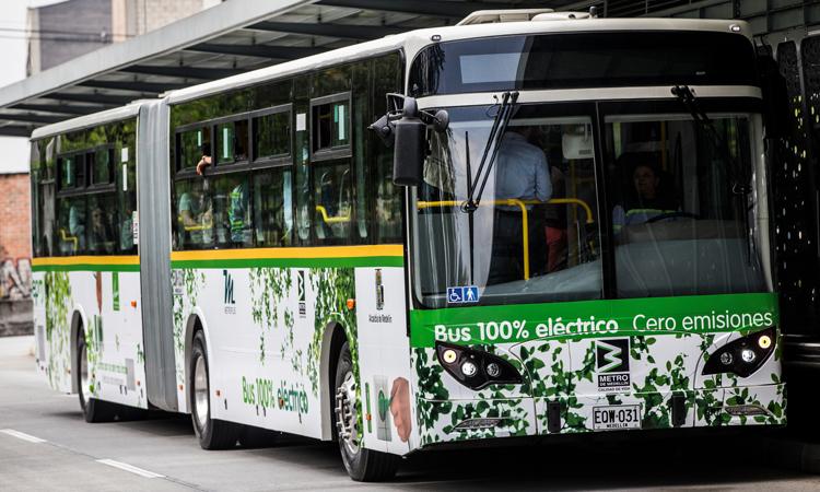 zebra electric bus latin america