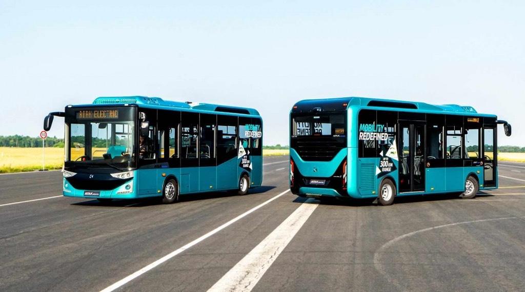 karsan autonomous bus