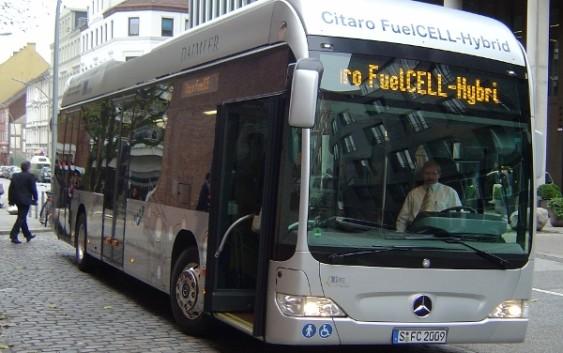 hydrogen bus atac rome