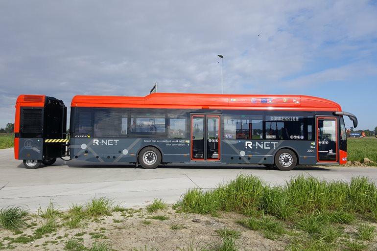 vdl hydrogen bus