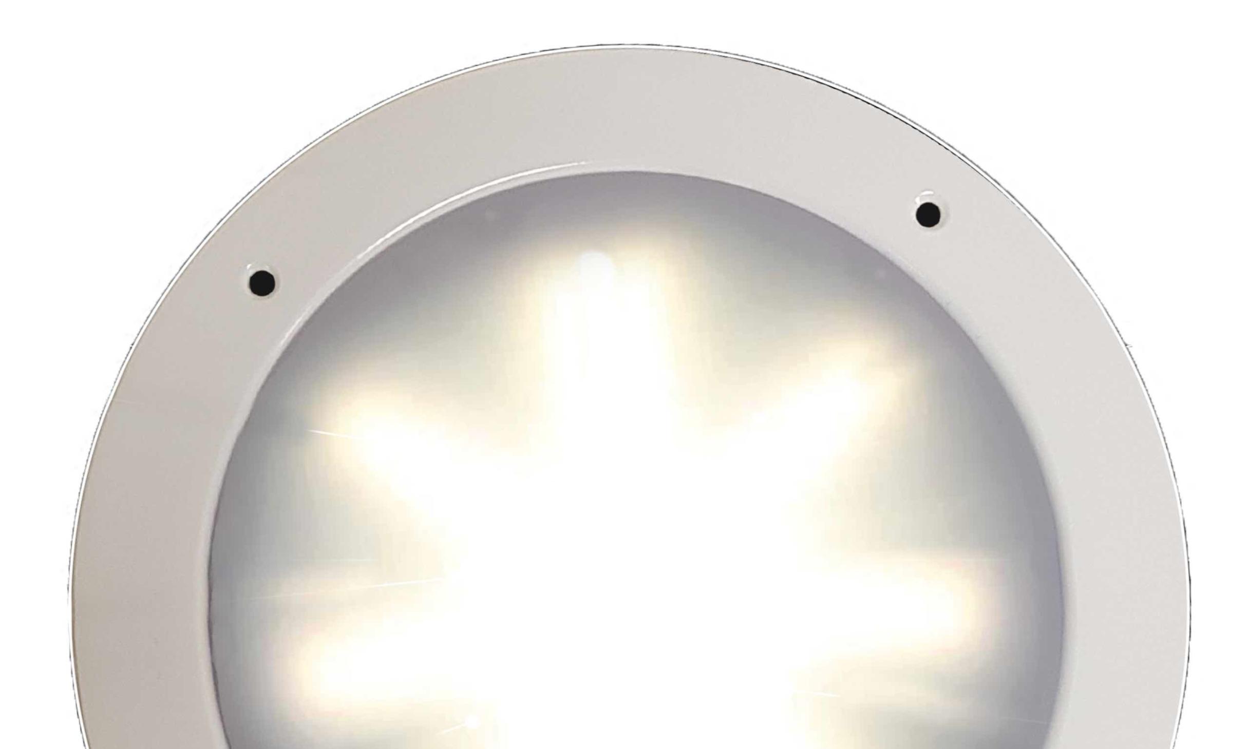 bacteria killing lamp