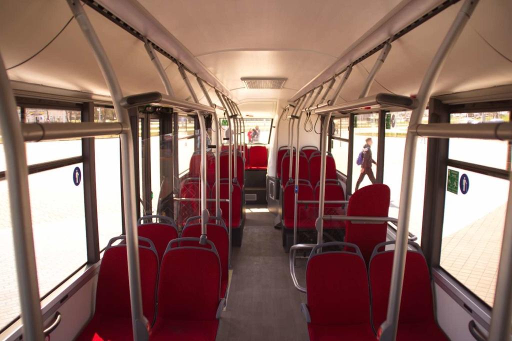 maz electric bus