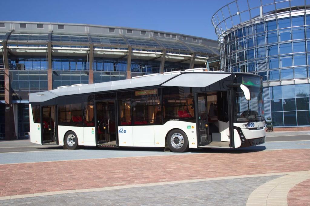 maz electric bus 303e10