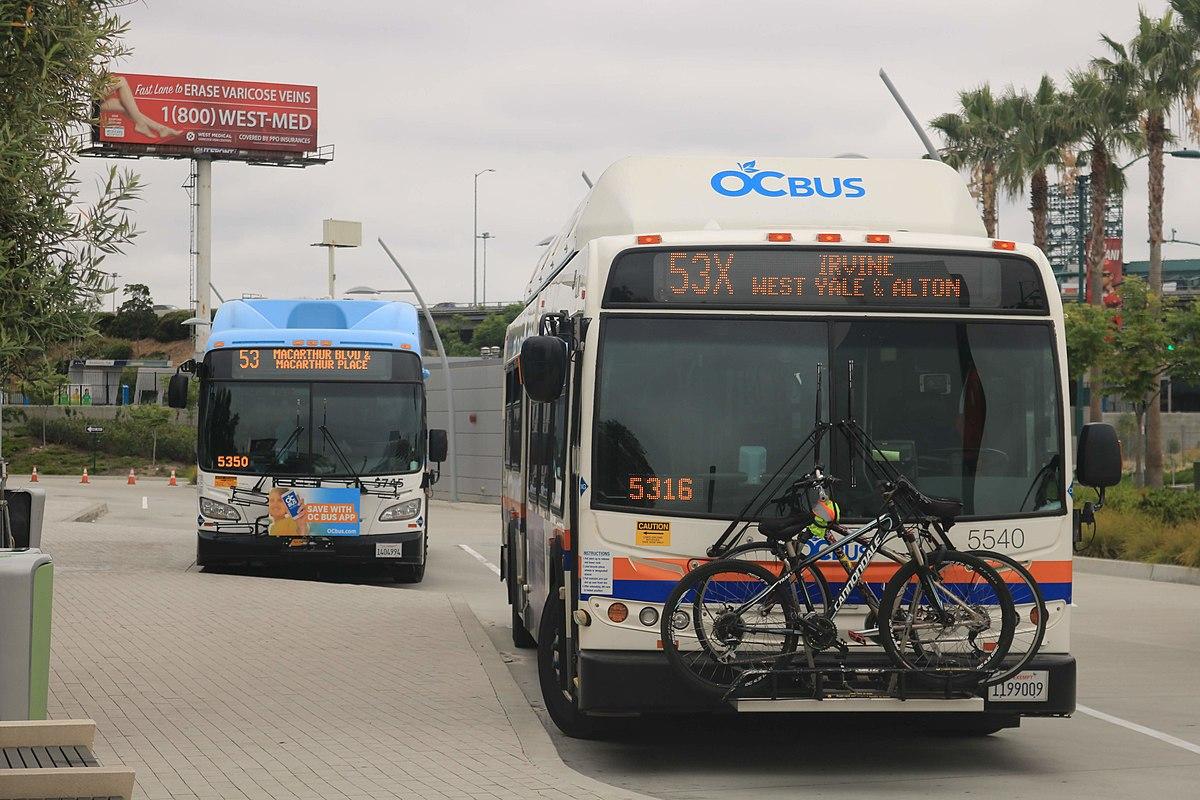 orange county bus fleet