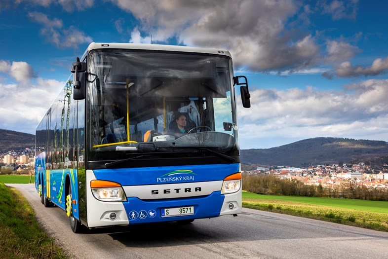 Arriva Wins A Large Contract In Pilsen Czech Republic 315 New Buses To Be Introduced Sustainable Bus