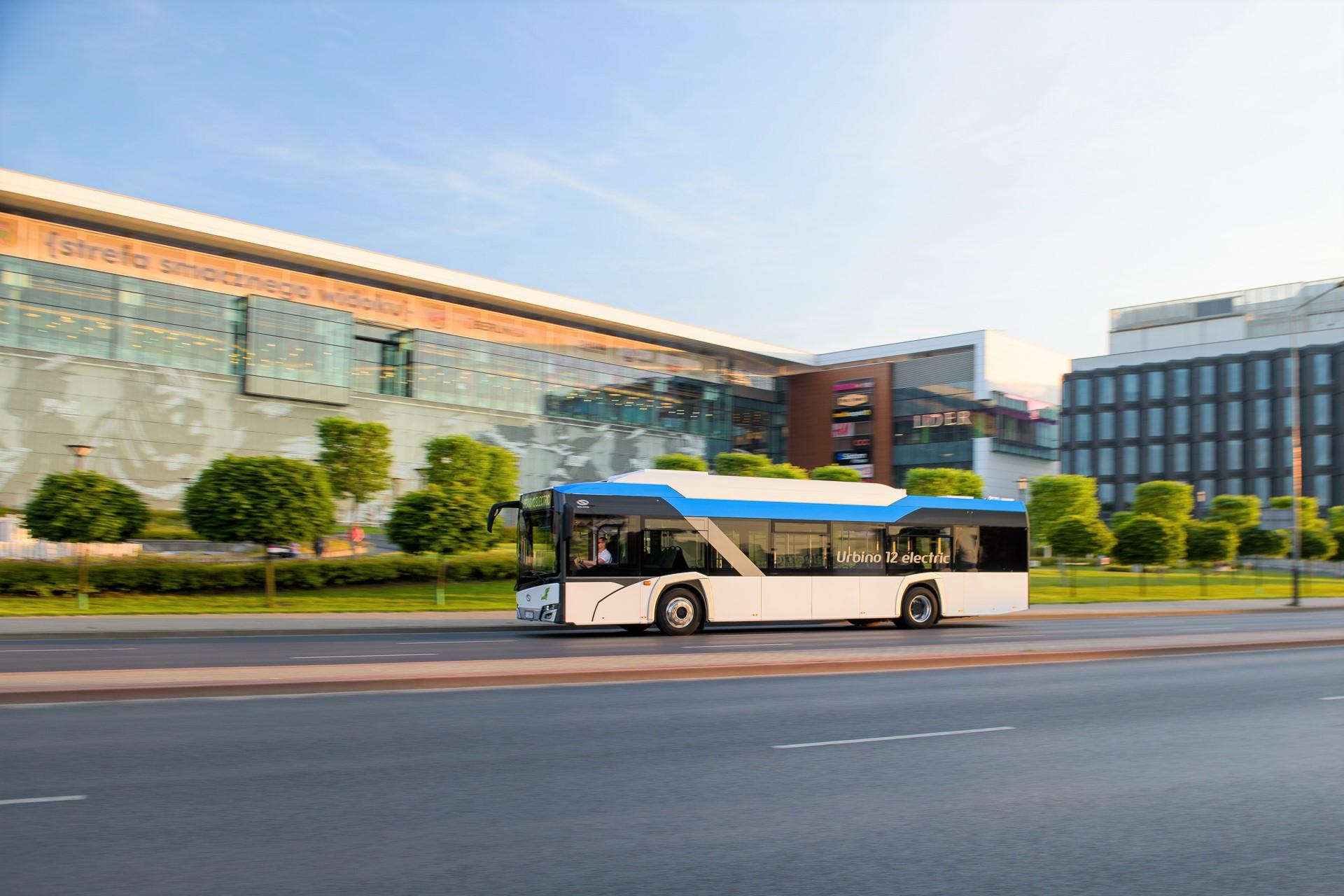 electric school bus poland