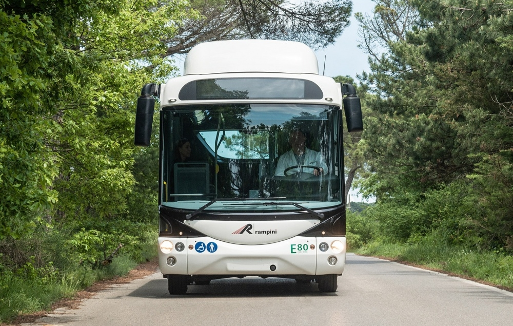 rampini electric bus