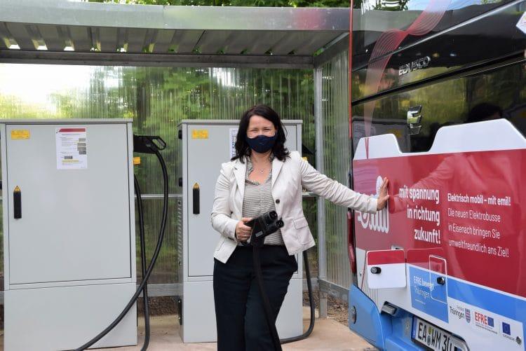 eisenach electric buses