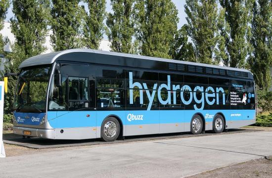 hydrogen or battery