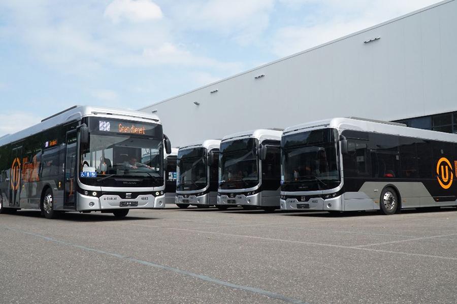 viriciti electric bus consumption
