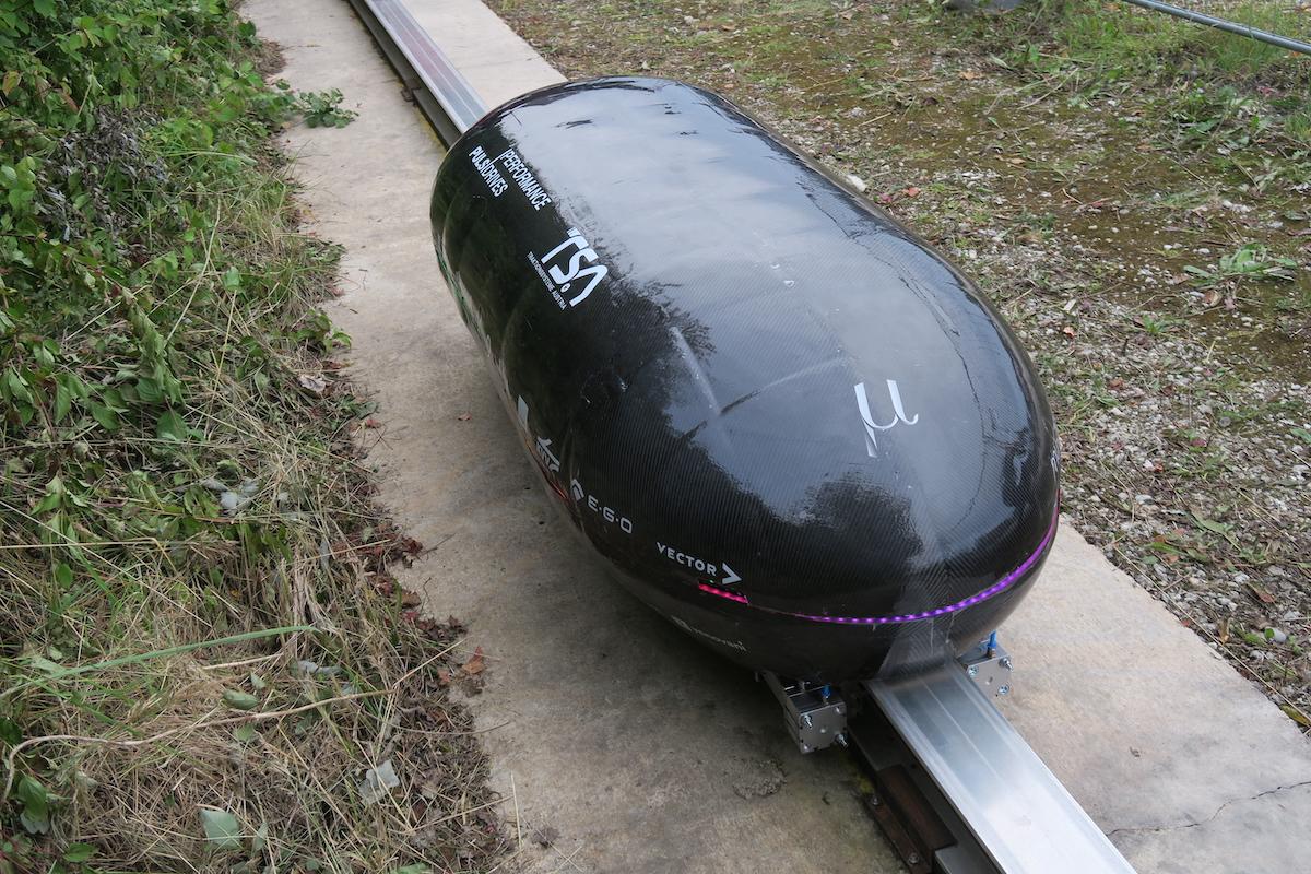 tsa hyperloop
